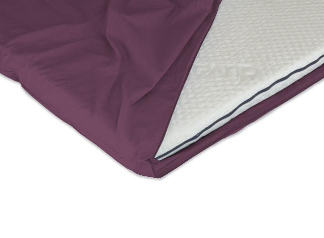 Shaped Zipped Sheets