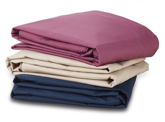 Travel Topper Zipped Sheets