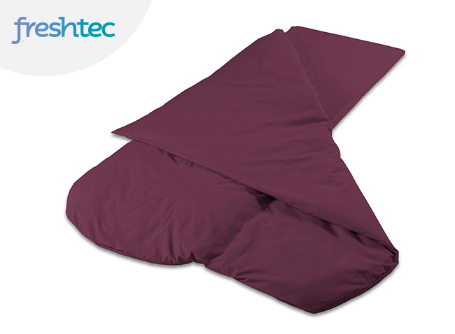 Duvalay Freshtec Cooling Sleeping Bag