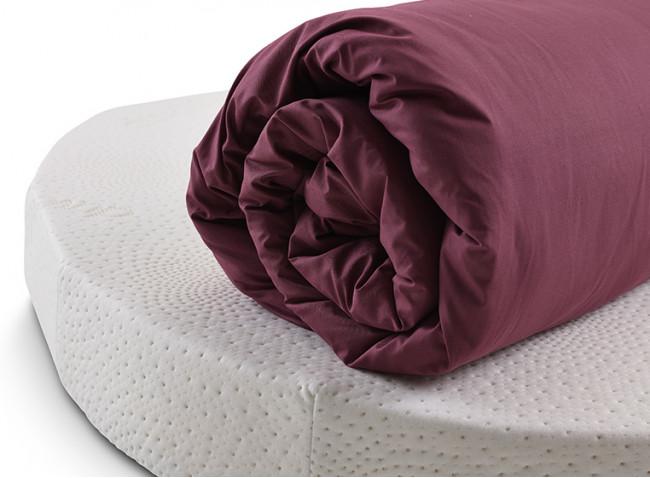 Shaped Duvet Cover