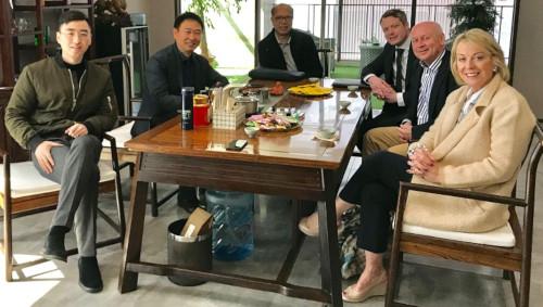 Duvalay China Meeting