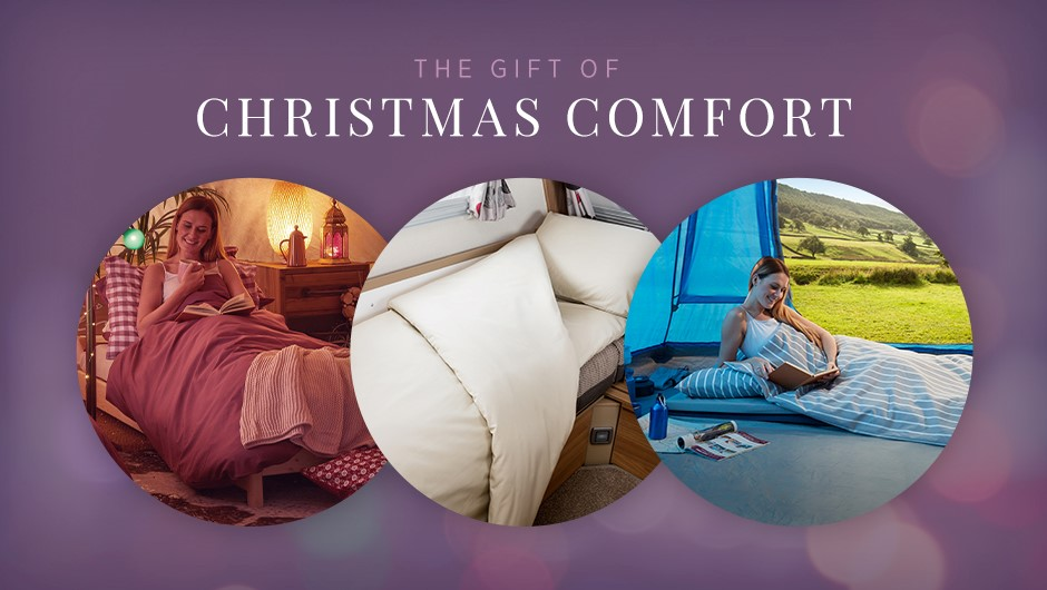 Give the gift of bedtime luxury this Christmas
