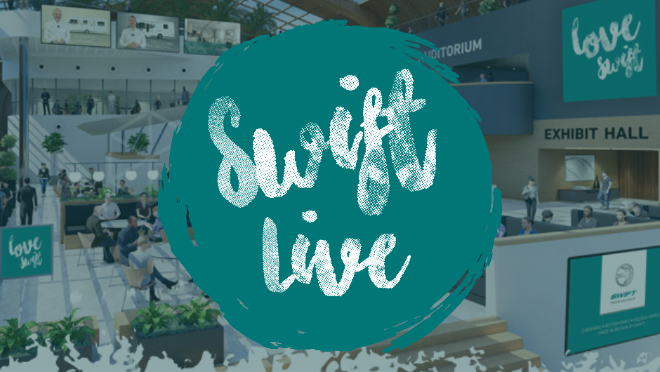 Swift Live: the virtual event you don't want to miss