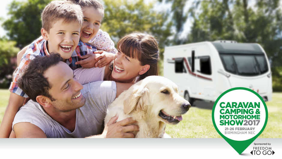 How to get the most out of your Caravan and Motorhome Show visit