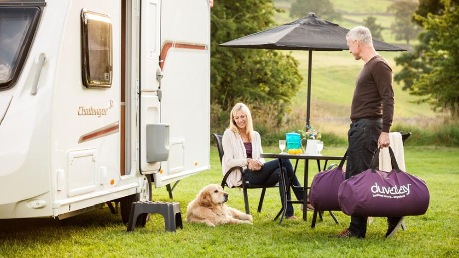 Caravan Mattress Toppers