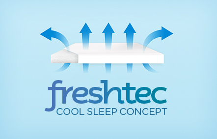Freshtec Foam: The cool alternative to memory foam